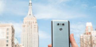 LG startet weltweite Markteinführung des G6