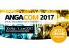 Anga Com 2017: Ausstellerrekord in neuen Messehallen