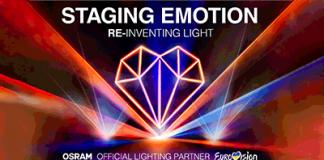 Osram ist erneut offizieller Lichtpartner des Eurovision Song Contest 2017