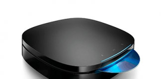 Philips Discus-Blu BDP3210: Blu-ray-Player im runden Design