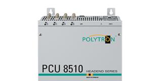 Bild: Polytron mit neuen Kopfstellen auf der Anga Com 2017