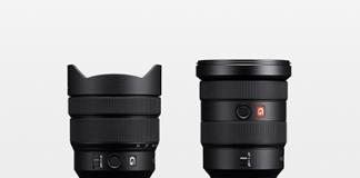 Sony mit zwei neuen Vollformat E-Mount Weitwinkelobjektiven