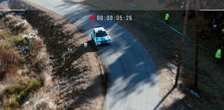 Bild: UHD1 by HD+ zeigt Film zur Rallye Monte Carlo
