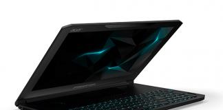 Ultraflaches Gaming-Notebook im Acer Predator Triton 700