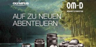 Olympus: Prämien für Kameras und Objektive