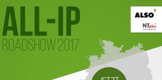 Also startet ALL-IP Roadshow 2017