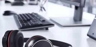 Neues schnurloses Headset Jabra Evolve 75 mit ANC
