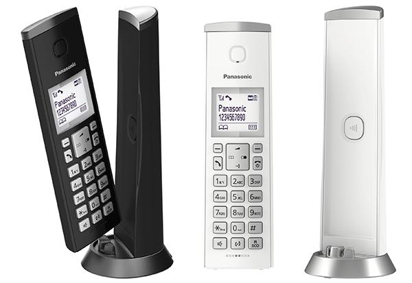 Panasonic Schnurlostelefon KX-TGK220 vereint Stil und Komfort