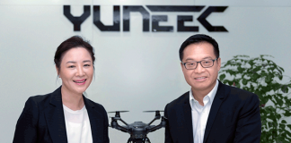 Yuneec International ernennt neuen Chief Executive Officer