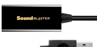 Creative präsentiert hochauflösende USB-Soundkarte Sound Blaster Play!3