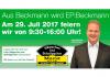 Elektrofachhändler Beckmann wechselt zu EP: