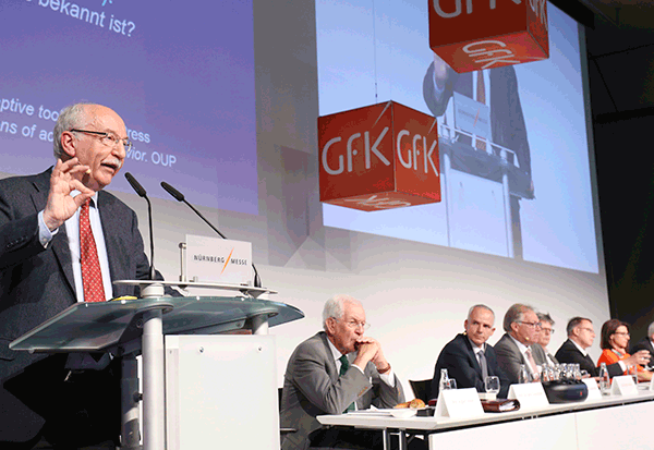 GfK-Tagung 2017 zur digitalen Transformation