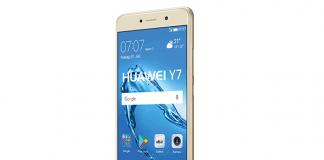 Huawei: Neue Einsteiger-Smartphones Y7 und Y6 2017