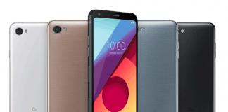 LG mit neuer Smartphone-Serie Q