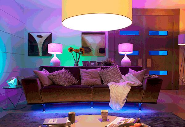 Philips Licht Hue : Philips hue smartes licht auf der ifa ce markt