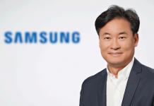 Simon Sung ist neuer Präsident der Samsung Electronics GmbH