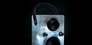 Bluetooth-Box mit Licht Tivoli PAL BT GLO