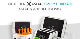 Mobile Ladegeräte von XLayer