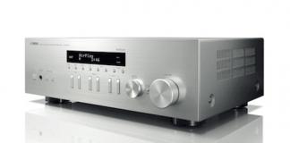 Stereo-Netzwerk-Receiver Yamaha R-N303D