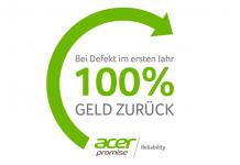 Acer weitet Vertrauensgarantie für Business-Notbooks aus