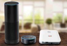 Smart-Home-System Popp arbeitet jetzt mit Alexa-Spracheingabe
