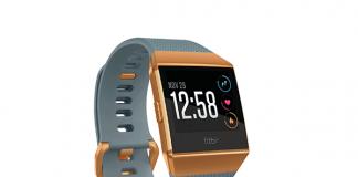 IFA 2017: Fitbit präsentiert Fitness-Smartwatch Ionic