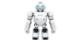 Alpha 1: Humanoider Spielzeug-Roboter von UBTech