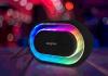 Creative Halo: Bluetooth-Speaker mit buntem Licht