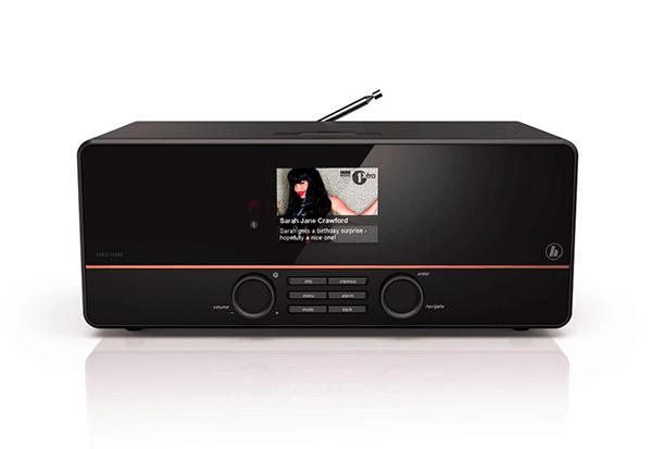 Hama präsentiert Multiroom-fähiges Digitalradio DIR3115MS