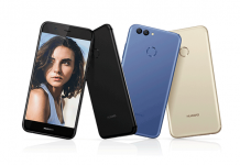 Huawei nova 2: Smartphone für Selfies