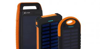 XLayer präsentiert die Powerbank Plus Solar-Reihe