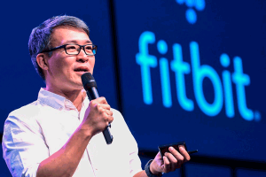 James Park, CEO Fitbit - Foto: Fitbit