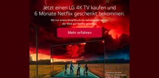 LG: Netflix OLED und Super-UHD-Promotion geht in die nächste Runde