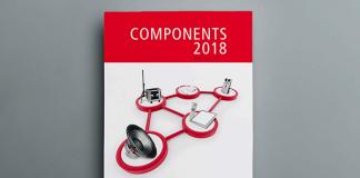 Monacor Components-Katalog für diverse Zubehörartikel