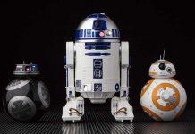 Sphero: Neue Star-Wars-Droiden R2-D2 und BB-9E