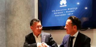Herweck und Huawei geben Kooperation bekannt