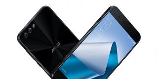 Asus-Smartphones der ZenFone 4 Serie mit Dual-Kamera