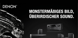 "Denon Promo-Aktion zum Heimkino-Start von ""Alien Covenant"""