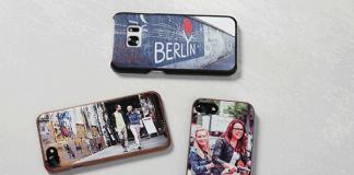 Cewe: Individuelle Smartphone-Hüllen in Leder, Holz und Kevlar