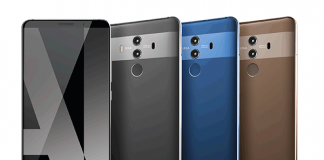 Huawei Mate 10 Pro mit Künstlicher Intelligenz