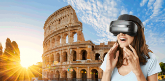 Neues Mixed-Reality-Headset Lenovo Explorer