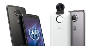 Neu von Motorola: Moto Z2 Force, Moto 360 Cam und Moto GamePad
