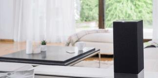 Panasonic-Lautsprecher mit Google Assistant