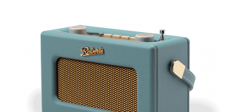 Roberts Radio: Kofferradio Revival Uno im Retro-Look