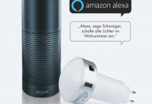 Schwaiger Home4You jetzt mit Alexa-Sprachsteuerung