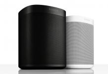 Sonos One: Smart Speaker mit Sprachfunktion