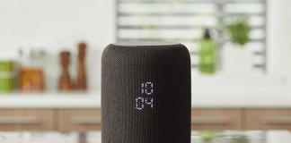 Sony-Lautsprecher mit integriertem Google Assistant