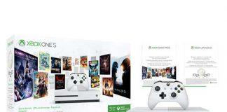 Xbox One S: Drei Bundles zum Verkaufsstart