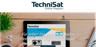 TechniSat präsentiert neues Online-Magazin zu Digital-Entertainment