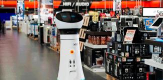 Saturn: Roboter Paul jetzt auch in Berlin und Hamburg